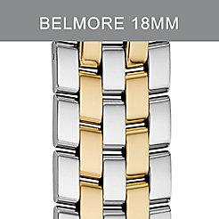 Belmore Two-Tone 5-link Bracelet