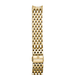 18mm Sidney Gold-Plated 7-link Bracelet