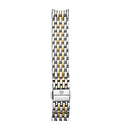 18mm Sidney Two-Tone 7-link Bracelet