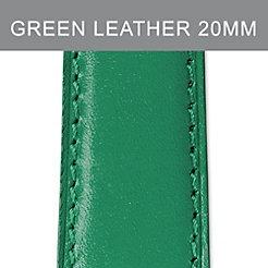 20mm Lite Green Strap