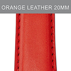 20mm Vintage Orange Strap