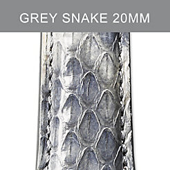 20mm Weathered Grey Strap