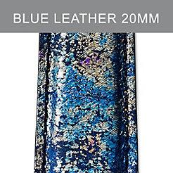 20mm Horizon Blue Strap