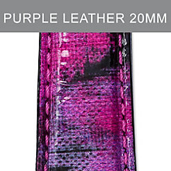 20mm Twilight Purple Fashion Strap