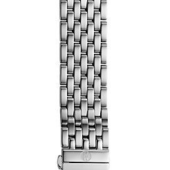 20mm Urban Stainless Steel Bracelet with Diamonds
