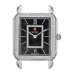 Deco II Diamond, Black Diamond Dial