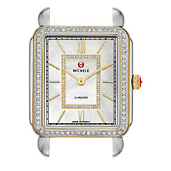 Deco II Diamond Two-Tone, Diamond Dial
