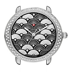 Serein 16 Diamond, Black Fan Diamond Dial
