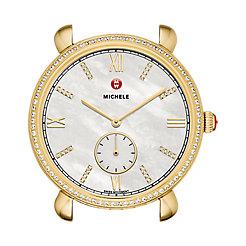 Gracile Diamond Gold, Diamond Dial Watch