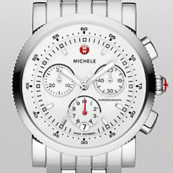 Sport Sail, White Dial Watch