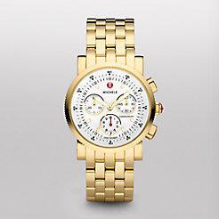Sport Sail Gold Watch