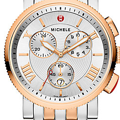 Sport Sail Large Two Tone Rose Gold