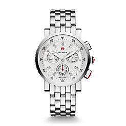 Sport Sail Small, Diamond Dial Watch