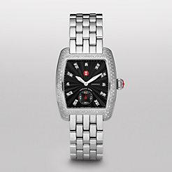 Urban Mini Diamond, Black Diamond Dial Watch