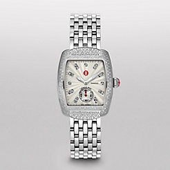 Urban Mini Diamond, Diamond Dial Diamond Bracelet Watch