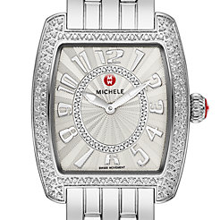 Urban Mini Diamond, Diamond Dial Watch