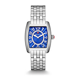 Urban Mini, Cobalt Diamond Dial Watch