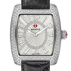 Urban Mini Stainless-Steel Diamond Watch