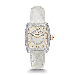 Urban Mini Two-Tone Diamond Watch