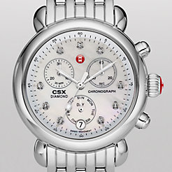Signature CSX-36 Non-Diamond, Diamond Dial Watch