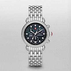 Signature CSX-36 Diamond, Black Diamond Dial Watch