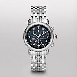 Signature CSX-36, Black Diamond Dial Watch
