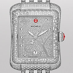Extreme Butterfly Ultimate Pavé Diamond Watch