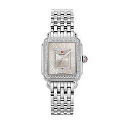 Deco Madison Mid Stainless-Steel Diamond Watch
