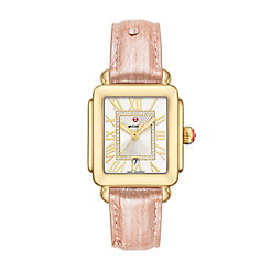 Deco Madison Mid Gold Watch