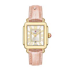 Deco Madison Mid Gold Watch
