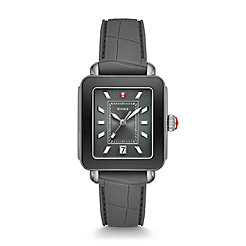 Deco Sport Gunmetal And Shadow Grey Watch