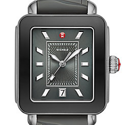 Deco Sport Gunmetal And Shadow Grey Watch