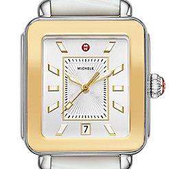 Deco Sport Two-Tone Watch