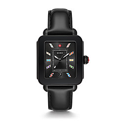 Deco Sport Noir Carousel Watch
