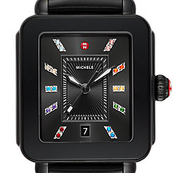 Deco Sport Noir Carousel Watch