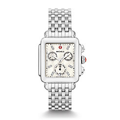 Deco Non-Diamond, Diamond Dial Watch