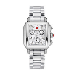 Signature Deco Non-Diamond, Diamond Dial Watch