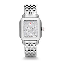 Deco Swan, Diamond Dial Watch