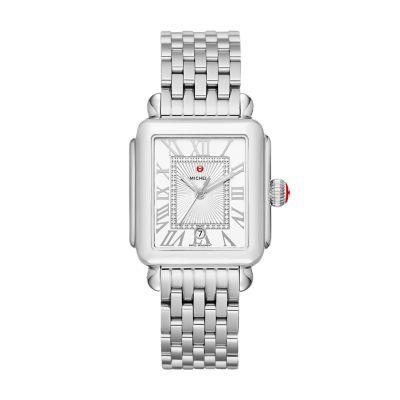 ba780c66352 MICHELE® Watches - Deco Madison, Diamond Dial Watch