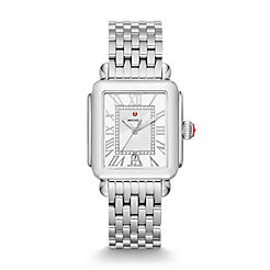 Deco Madison, Diamond Dial Watch