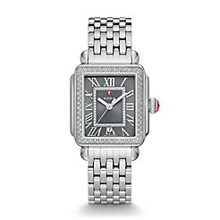 Deco Madison Stainless-Steel Diamond Watch