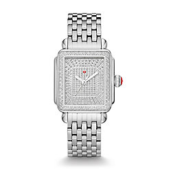 Deco Ultimate Pavé Diamond Watch