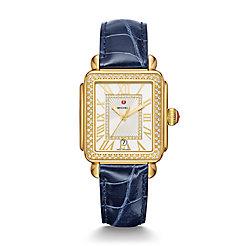 Deco Madison Gold Diamond Watch