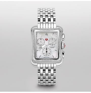 Deco Moderne Ii Diamond - Michele Watches