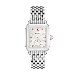 Deco Mid, Diamond Dial Watch