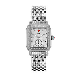 Deco 16 Diamond, Taper Diamond Bracelet Watch