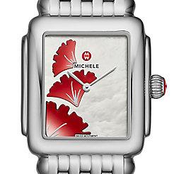 Deco Mid, Ginkgo Dial Watch