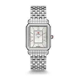 Deco II, Diamond Dial Watch
