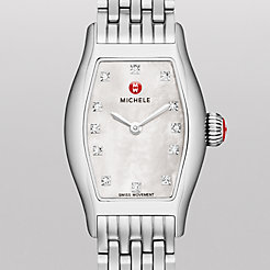 Urban Coquette, Diamond Dial Watch