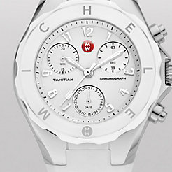 Tahitian Jelly Bean Large White Watch
